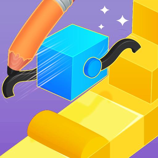 Draw Climber Icon