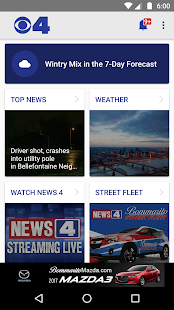 KMOV News St. Louis- screenshot thumbnail
