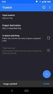 Tipatch • Backup internal storage 4