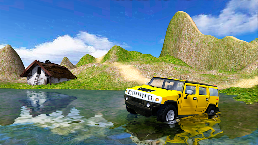 Extreme SUV Driving Simulator screenshot 13