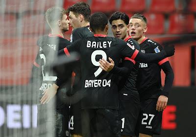 Bundesliga : Leverkusen l'emporte au terme d'une fin de match folle