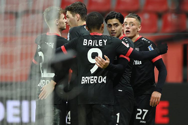 🎥 Le chef-d'œuvre de Leon Bailey élu but du mois en Bundesliga