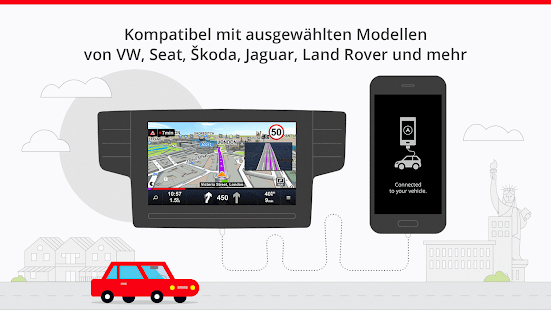 sygic car navigation apps bei google play. Black Bedroom Furniture Sets. Home Design Ideas