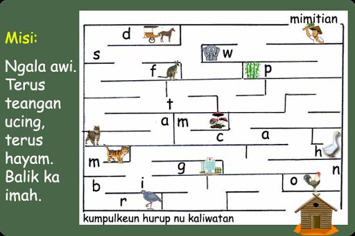 Code Triche Tatarucingan Sunda APK MOD screenshots 4