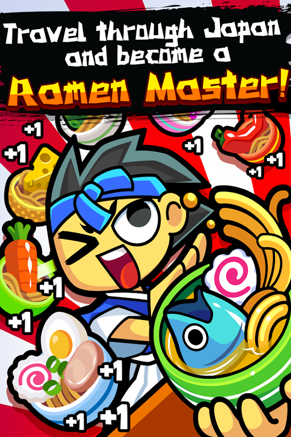Tap Ramen - Japanese Fast Food Idle Clicker Game- screenshot