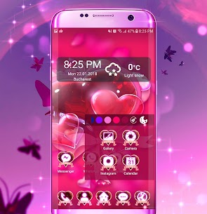 Butterfly Launcher Themes 3