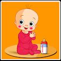 Baby Food Recipes - Free icon