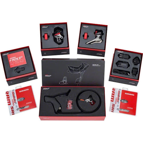 SRAM Red eTap WiFli Group