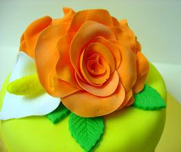 Photo: Tarta Rosas y Calas