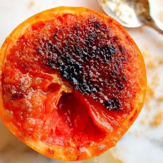 Caramelized Brown Sugar Grapefruit
