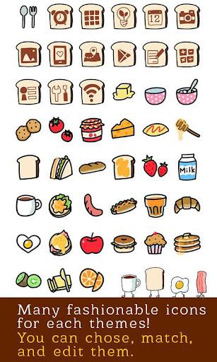 Cute Theme-Living Breakfast- 1.0.1 Windows u7528 4