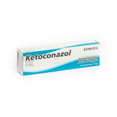 Ketoconazol Kimiceg Crema 2% x 15g Kimiceg Crema 2% x 15g