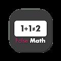False Math