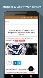 HackRead – Latest Tech and Hacking News Apk Download For Android 4