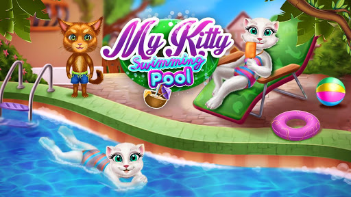 My Kitty Swimming Pool Game Apk Free Download For Android Pc Windows