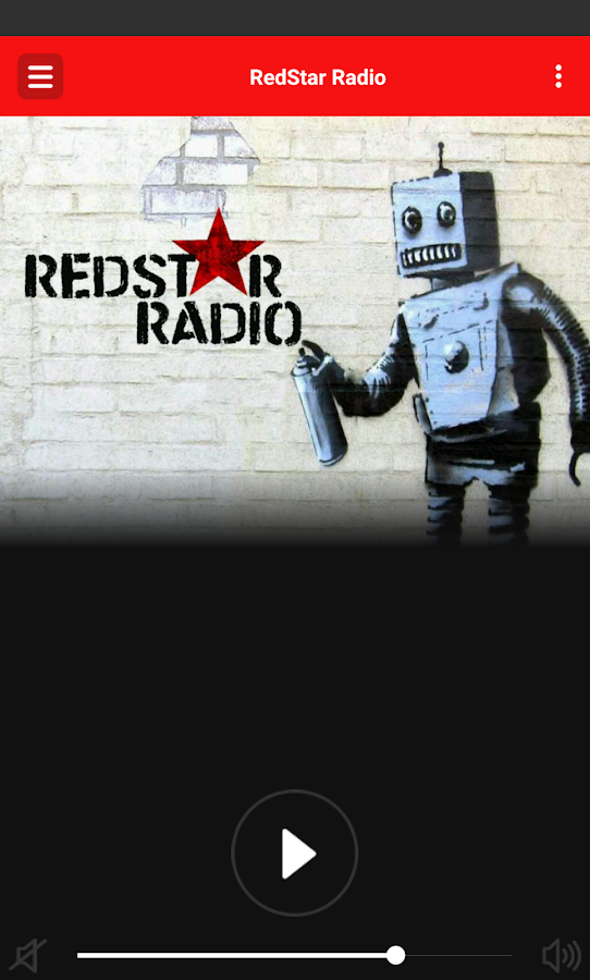 RedStar Radio- screenshot