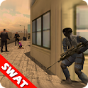 SWAT Anti-terrorist 3D icon