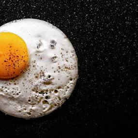 Cosmic Over Easy by Jeff Dugan - Uncategorized All Uncategorized ( unusal, contest, egg, space,  )