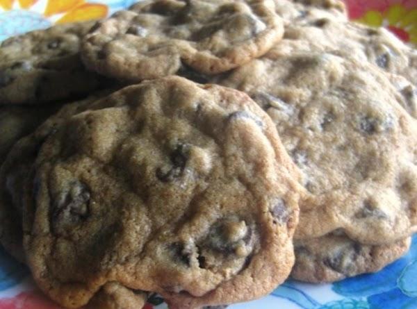 Salted Dark Chocolate Cookies Recipe