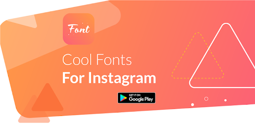 Font for Intagram - Beauty Font Style - Apps on Google Play