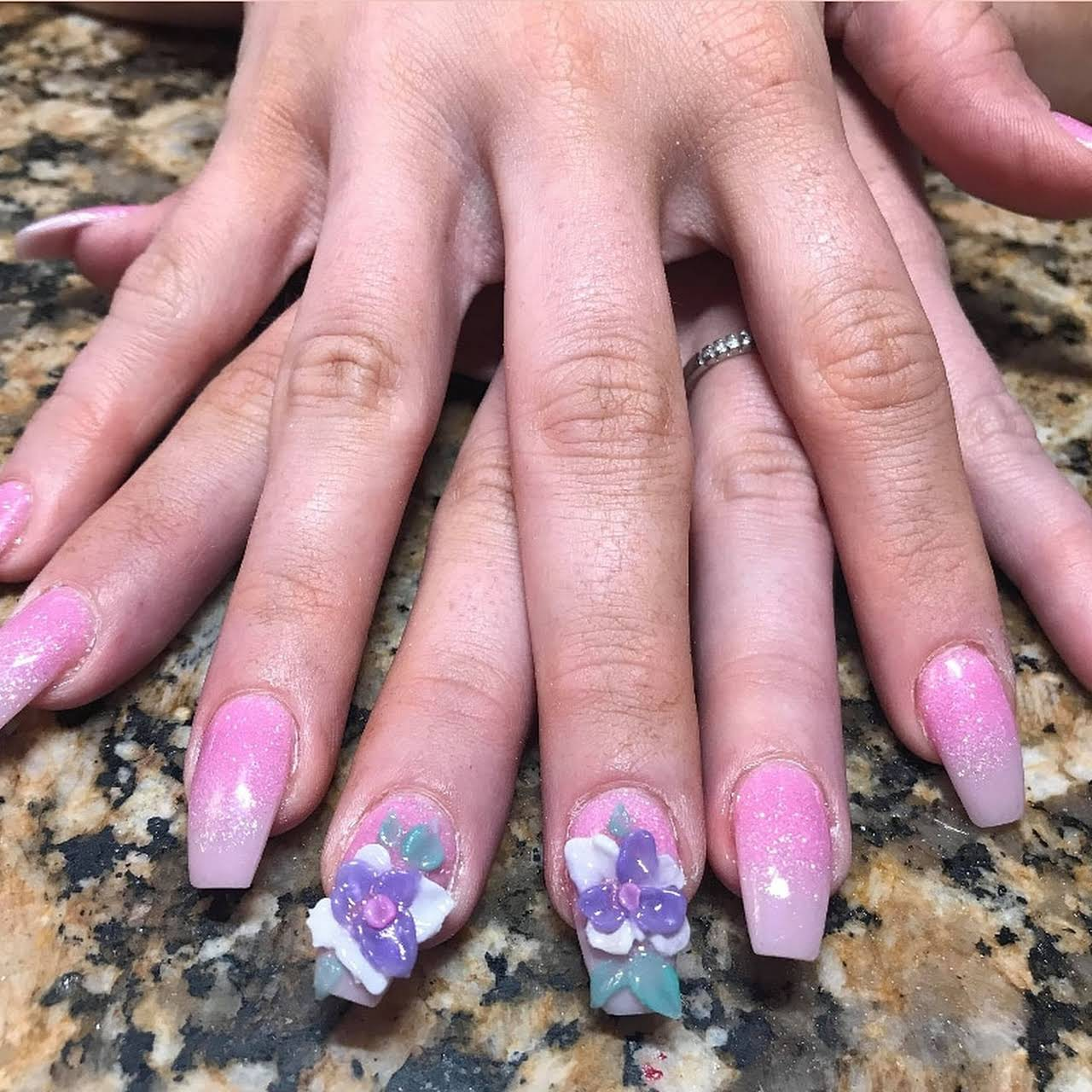 Diva Nails & Spa Salon Knoxville (Bearden) Near UTK Campus - Nail ...