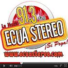 Radio Ecua Stereo 91.3 fm icon