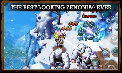 ZENONIA® 4 Screenshot