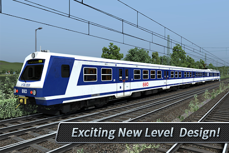 Train Simulator Screenshot