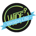 Wide Webradio - lite icon