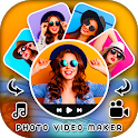Photo to Video Maker With Music icon