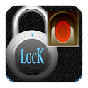 Biometric Security Lock Prank icon