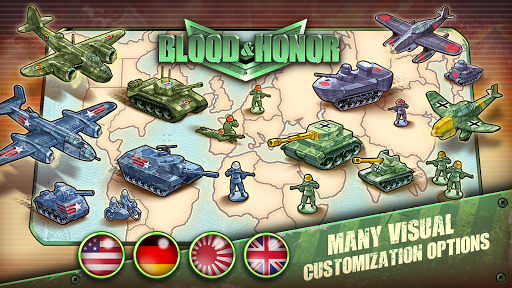 Blood & Honor: War, Strategy & Risk apkdebit screenshots 6