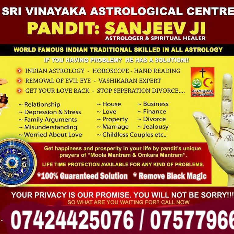 Best Astrologer In London At Kilburn High Street