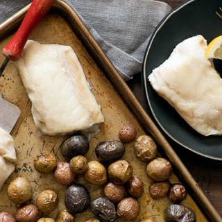 Cod and Potatoes