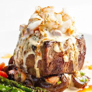 Steak Oscar.