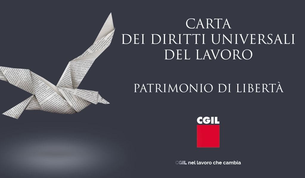 Carta CGIL- screenshot