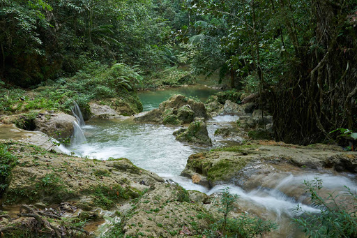 DR-Waterfall-Tide-Pool.jpg - Enjoy the natural beauty of the Dominican Republic on a cruise.