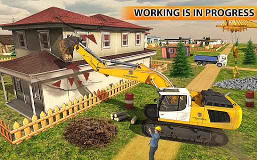 Excavator Simulator 3D - Construction & Cargo Sim for PC