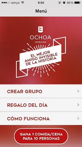 Amigo Invisible Ochoa