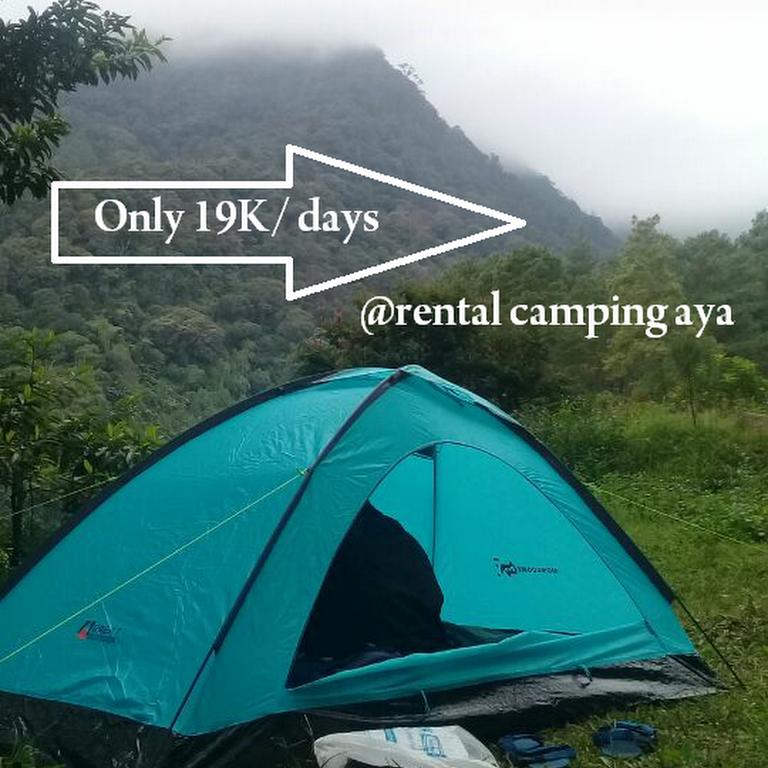 Rental Camping Aya Cimahi Camping Farm
