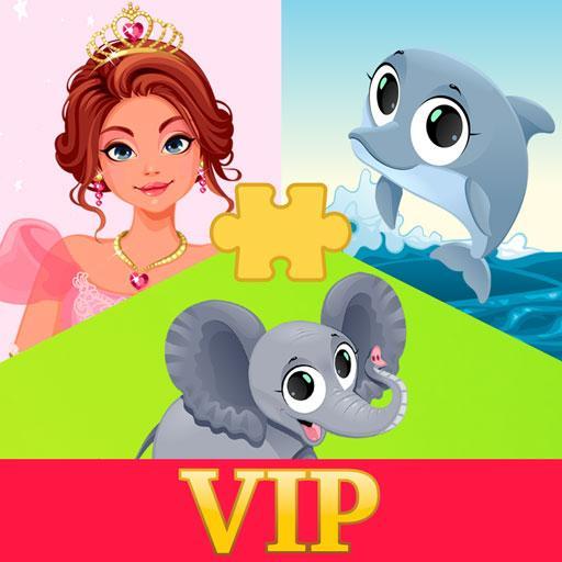 Puzzle ABC VIP: Learn Alphabet