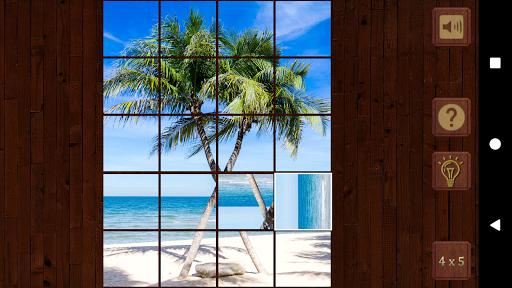 Beautiful images u2013 rotate puzzle pieces 1.0.3 screenshots 3