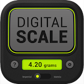 Digital Scale PRO  - weight estimator simulator