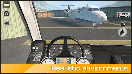 Airport Vehicle Simulator Apk Download For Android and Iphone 2