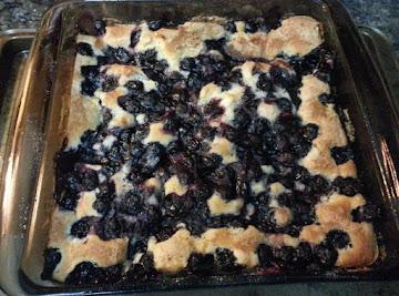 Best In Show Blackberry Cobbler Recipe