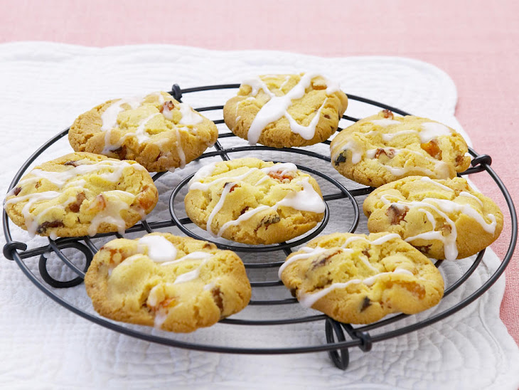 Apricot Cookies Recipe