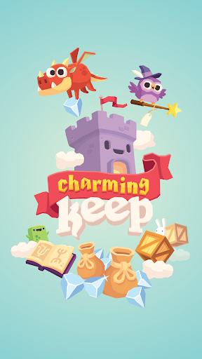Charming Keep - screenshot