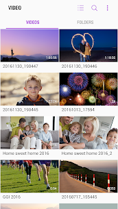 Samsung Video Library apk download 1
