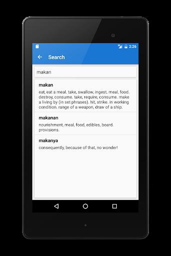 English - Indonesian Dictionary  screenshots 8
