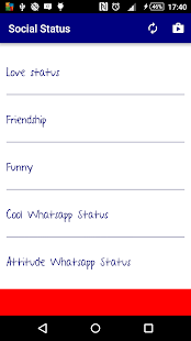 Free Quotes SMS Message Status screenshot